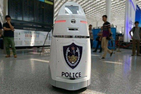 Pekinin sürətli avtomobil yolunda robot-polis sınaqdan çıxarılıb
