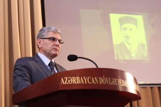 ADPU-da Hüseyn Cavidin 135 illik yubileyinə həsr edilmiş tədbir keçirildi