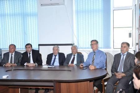 LDU Çukorova universiteti ilə əlaqələrini genişləndirir