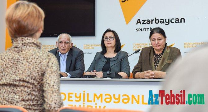 """""""Müəllimlər kommunal xərclərdən azad edilsinlər"""""""