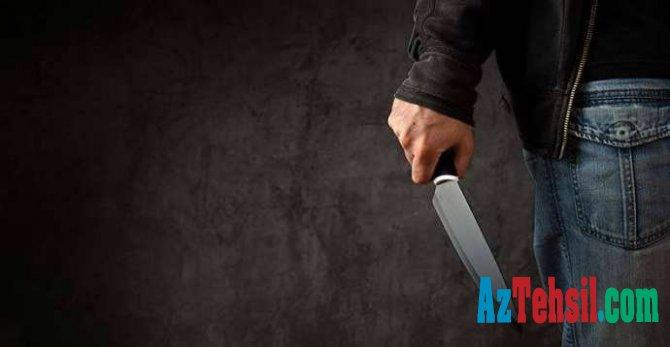 Bakı məktəblərinin birində şagird  bıçaqlandı
