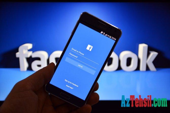"""""""Facebook"""" sifətin tanınması texnologiyasının sınağına başlayıb"""