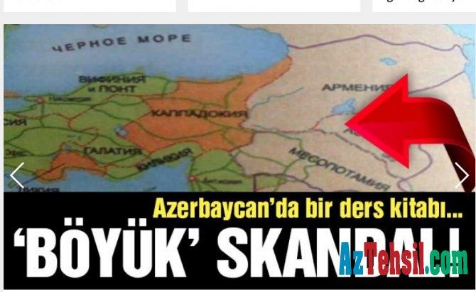 Dərslik qalmaqalı Türkiyədə rezonans doğurdu-