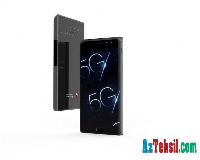 5G texnologiyalı smartfon sınaqdan keçirildi