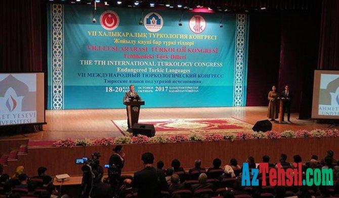 7-ci Beynəlxalq Türkologiya Konqresi işə başlayıb