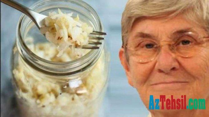 Dünyanın ən faydalı qidasıdır, çoxlu yeyin... - Professordan MƏSLƏHƏT