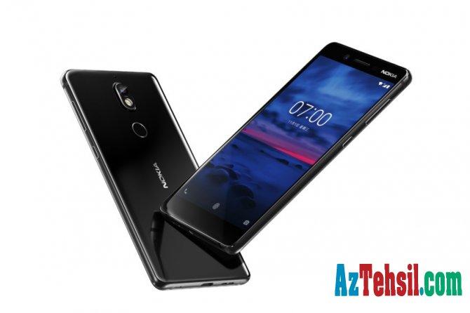 """""""Nokia 7"""" də gəldi- QİYMƏTİ..."""