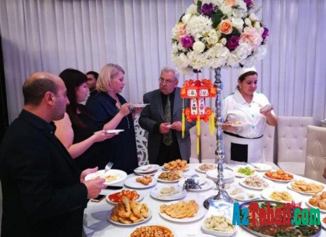 ADU-nun Konfutsi İnstitutu Kulinariya günündə iştirak edib