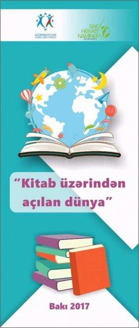 Kitab üzərindən açılan dünya...