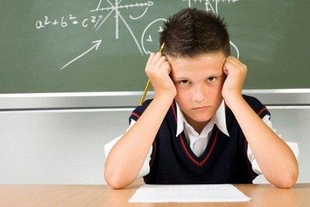 Uşaqların dərs uğursuzluğu nə ilə bağlıdır?
