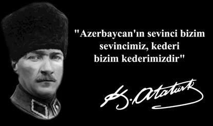 """""""Azərbaycanı Atatürk satdı"""" deyənlərə tutarlı cavab – Təfərrüatı 97 il öncə yazılan məktubda"""