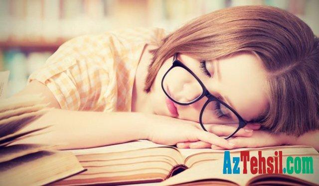 İmtahan stressinin psixoloji xüsusiyyətləri