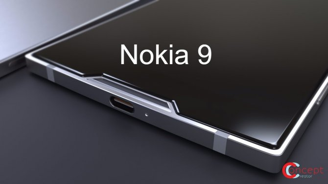 """Nokia 9"" yeni dizaynda olacaq"