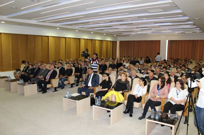 AMEA-da yanğın təhlükəsizliyi ilə bağlı seminar keçirilib