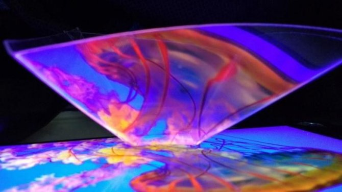 Baxdığınız Videoları Ekranda Yox, Havada Görmək Üçün Hologram Metodu