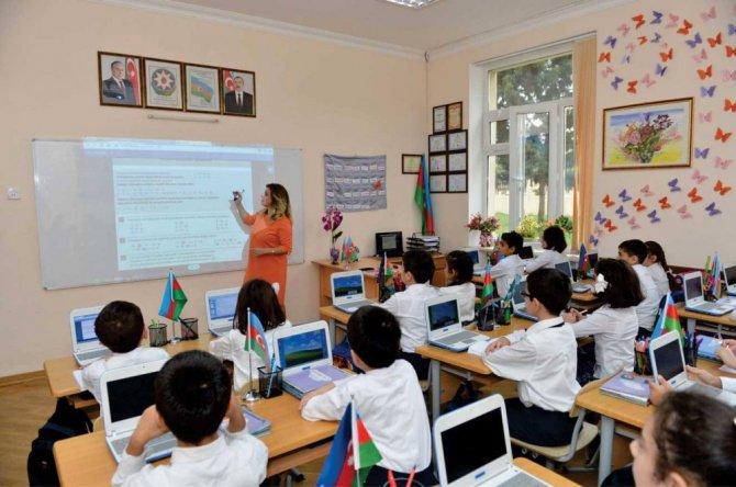 """""""Elektron təhsil"""" respublika müsabiqəsinin nominantları müəyyənləşib"""