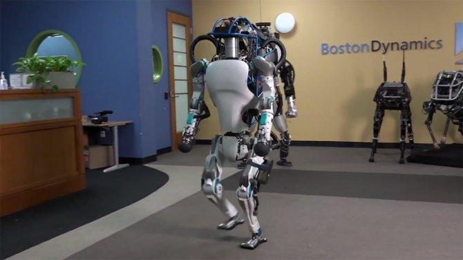 Bu da insanabənzər robot