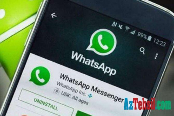 Whatsappdan Yenilik - SƏSLİ MESAJDA...