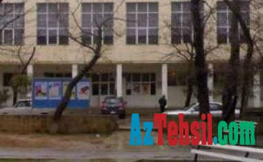 Bakı məktəbində DƏHŞƏT- 2 oğlan 8 yaşlı şagirdi...