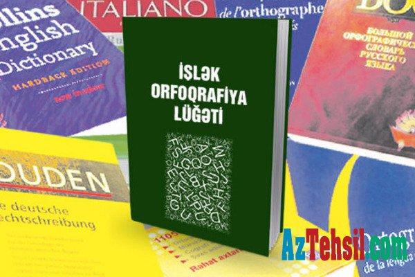 Terminologiya Komissiyası bir çox terminin qarşılığını müəyyən etdi - SİYAHI