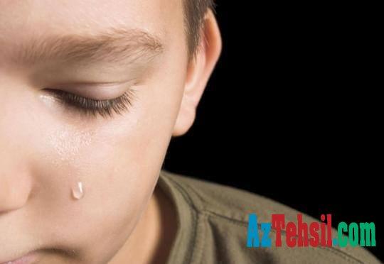 Uşaq intiharlarının ilkin səbəbləri AÇIQLANDI