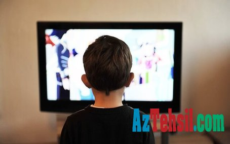 Televizor asılılığı uşaqlara necə təsir göstərir? - VALİDEYNLƏRİN NƏZƏRİNƏ!
