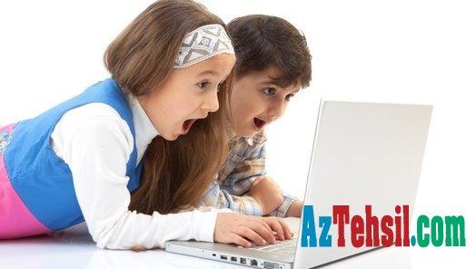 İnternet uşaqları haraya sürükləyir? - PSİXOLOQ RƏYİ