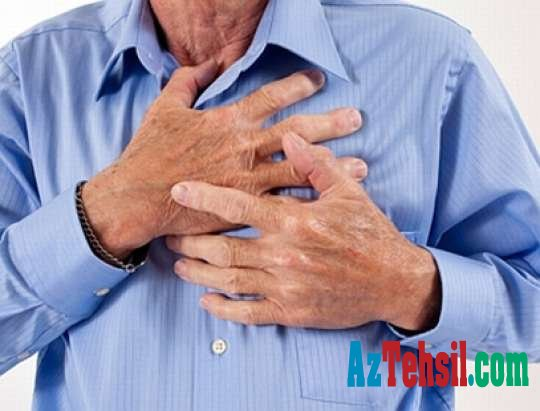 Məktəb direktoru iş başında infarkt keçirdi