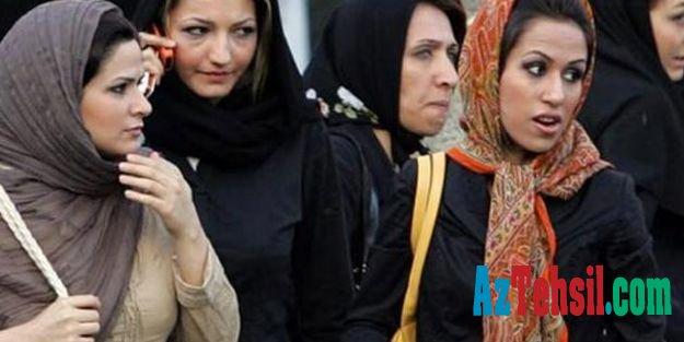Sonda İran da çadranı təhsilə dəyişdi - İnqilabi qərar