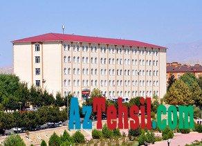 Naxçıvan Universiteti bir neçə ixtisaslar üzrə doktorantura və dissertanturaya qəbul elan edib