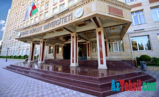 Bakı Dövlət Universitetində Yeni il şənliyi keçirilib