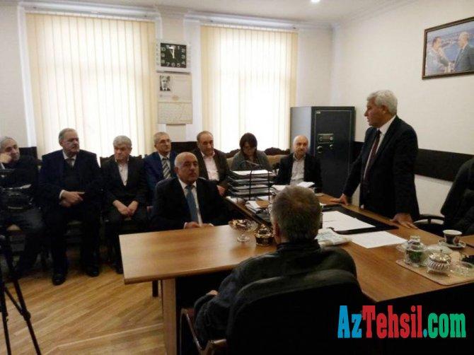 "İnstitutda elmi konfrans: ""Repressiya və folklor"""