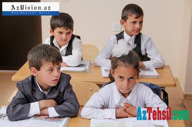 Bakıda şagirdlərin 17 faizi rus dilində təhsil alır -RƏSMİ