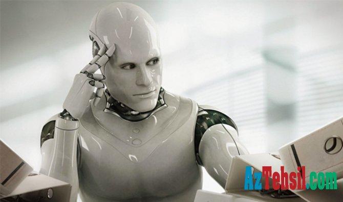 Robotlar dad və qoxunu hiss edəcəklər