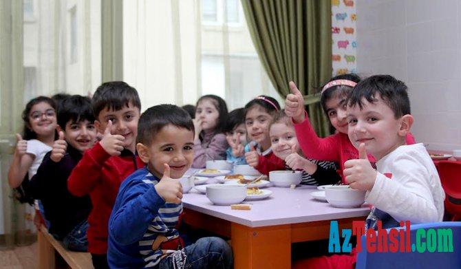 Uşaq bağçalarının qida rasionlarında çatışmazlıq var - Video