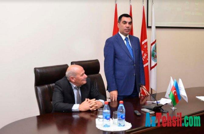 Azərikimya İB Bakı Ali Neft Məktəbində karyera təqdimatı etdi