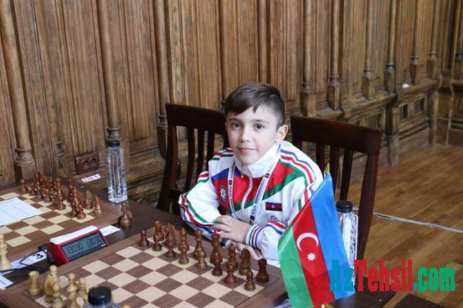 """9 yaşlı azərbaycanlı vunderkind - İlin """"Ən yaxşısı"""""""