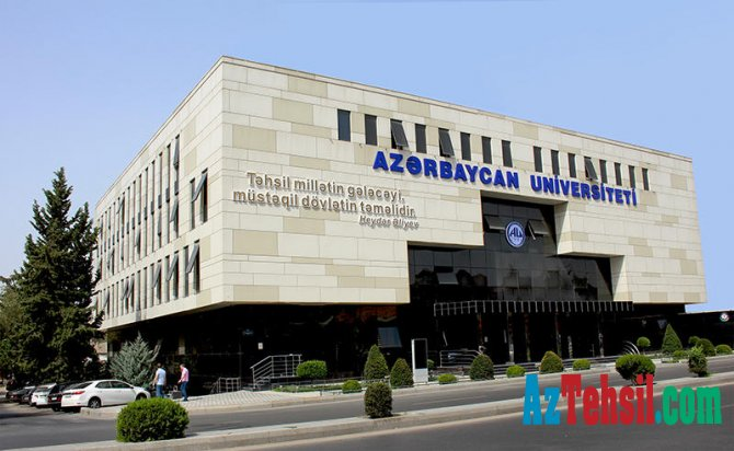 Azərbaycan Universiteti doktorantura və dissertanturaya qəbul elan edir