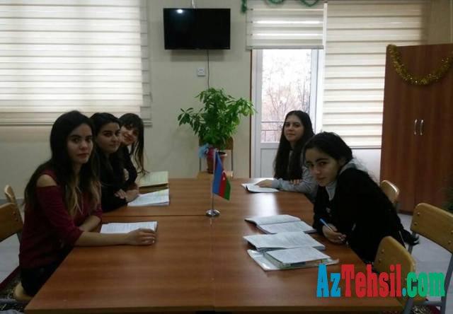 """ADU-nun qızlar yataqxanasında: """"Bizə həsəd aparırlar"""" - REPORTAJ + FOTOLAR"""