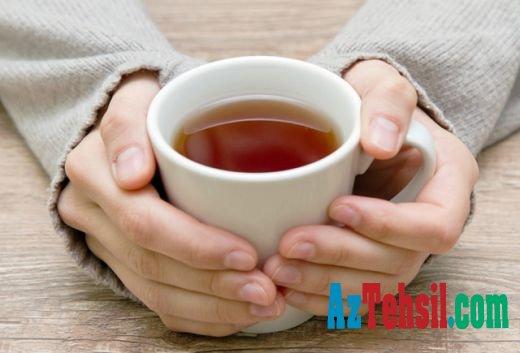 Çox çay içmək nə üçün ziyanlıdır?