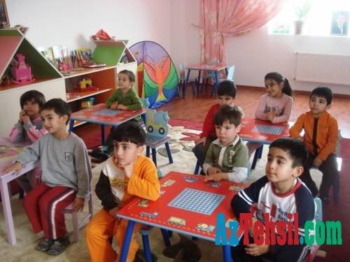 1-5 yaşlı uşaqların 14,2 faizi məktəbəqədər təhsil müəssisələrində tərbiyə alır