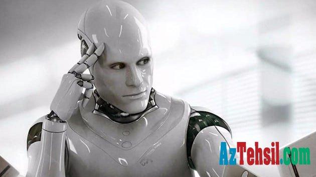 İlk robot işçi 1 həftə sonra işdən qovuldu