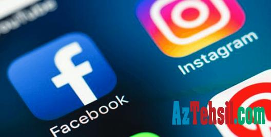 """Dünyada """"Facebook"""" və """"Instagram"""" çökdü"""
