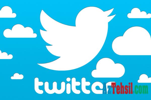 """""""Twitter"""" istifadəçilərə yeni FUNKSİYA"""