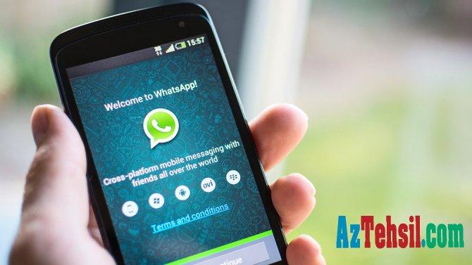 """WhatsApp"" bu smartfonlarda ömrünü başa vurdu"