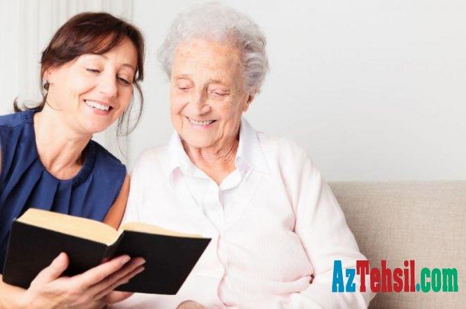 Kitab oxumağın bilinməyən faydası - alzheimerdən qoruyur