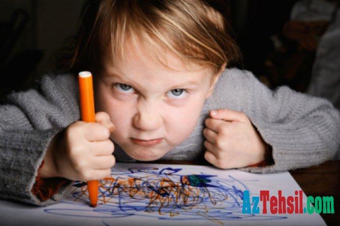 Uşaq aqressivliyinin kökü genlərdədir -MARAQLI FAKT