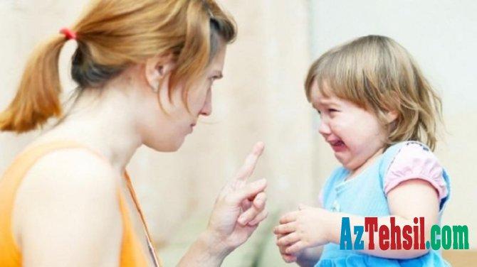 Uşaqlarınızı məsuliyyətdən azad etməyin - VALİDEYNLƏRİN NƏZƏRİNƏ