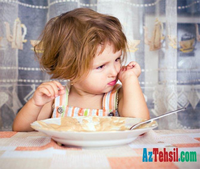 Bəzi qidaların günlük qəbulu uşaqlar üçün vacibdir -HƏKİM