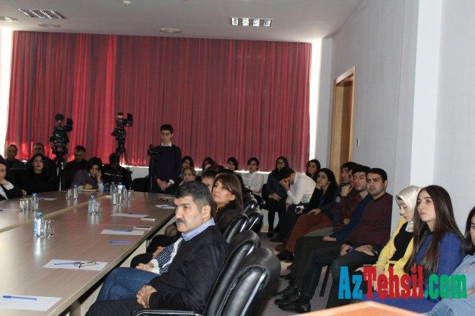 """AMEA vitse-prezidenti: """"Mərkəzi Elmi Kitabxana AMEA-nın müstəqil elmi mərkəzinə çevrilir"""""""